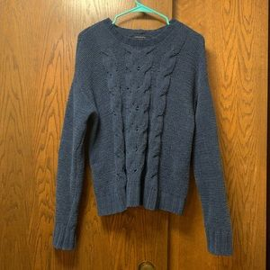 AE cozy chenille sweater